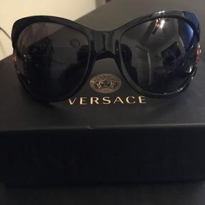 Versace sungalsses BOX with Marc Jacobs Sunglasses